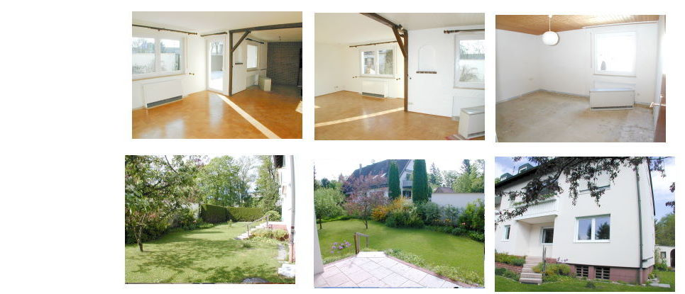 4 Zimmer Wohnung mit Garten in Memmingen